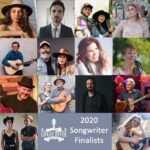 2020 Songwriter Finalists - Great River Contest