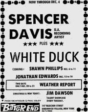 whiteDuck-SpencerDavis